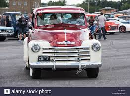 100 1949 Chevrolet Truck 3100 Pick Up Truck At An American Car Show Essex UK