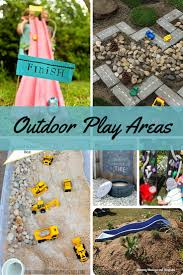 DIY Outdoor Play Areas For Kids - Faithful Provisions Delightful Backyard Garden Ideas Inside Likable Best Do It 12 Diy Aquaponics System For Indoor And The Self Decorating Rabbit Hutches Comfortable Home Your Small Pets Pink And Green Mama Makeover On A Budget With Help Discovering World Through My Sons Eyes Play 25 Unique Kids Play Spaces Ideas Pinterest 232 Best Nature Images Area Diy Projects Interesting Outdoor Designs Barbecue Bloghop Kid Blogger Playground Decoration