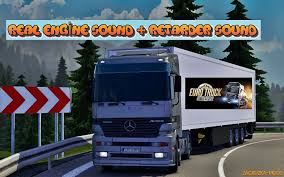 100 Truck Retarder MB Actros Real Sound Pack Sound Download Simulator Mods