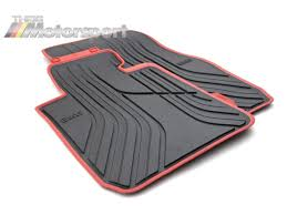 Bmw Floor Mats 2 Series by Sport Line All Weather Floor Mats For F30 F31 F34 F80 3 Series Front