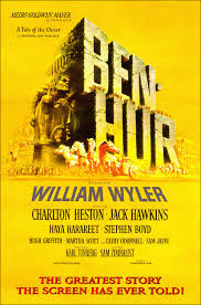 There Was A Time When Hollywood Battled For Which Studio Could Churn Out The Best Epic Greatest Film Most Splendor Upon Big Screen Ben Hur