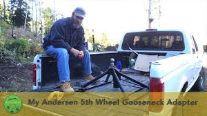 My Andersen 5th Wheel Gooseneck Adapter - YouTube 1999 Gulfstream Seahawk 33frk 35ft1slide Fifth Wheel For 6995 In Semi Truck Fifth Wheel Plate Best Resource With Regard To Just A Car Guy Most Impressive Hot Rod Truck And Trailer Ive Seen Rental Sacramento Tractor Unit Hire East Midlands Alltruck Plc Home Voorraad Choosing Top 5 Hitch 2017 Commercial Studio Rentals By United Centers Gooseneck Trailer Hitches Bob Hurley Rv Tulsa Oklahoma