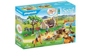 playmobil 70329 spirit free sommerc