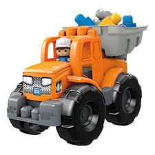 Mega Bloks Transforming Dump Truck - Mattel - Toys