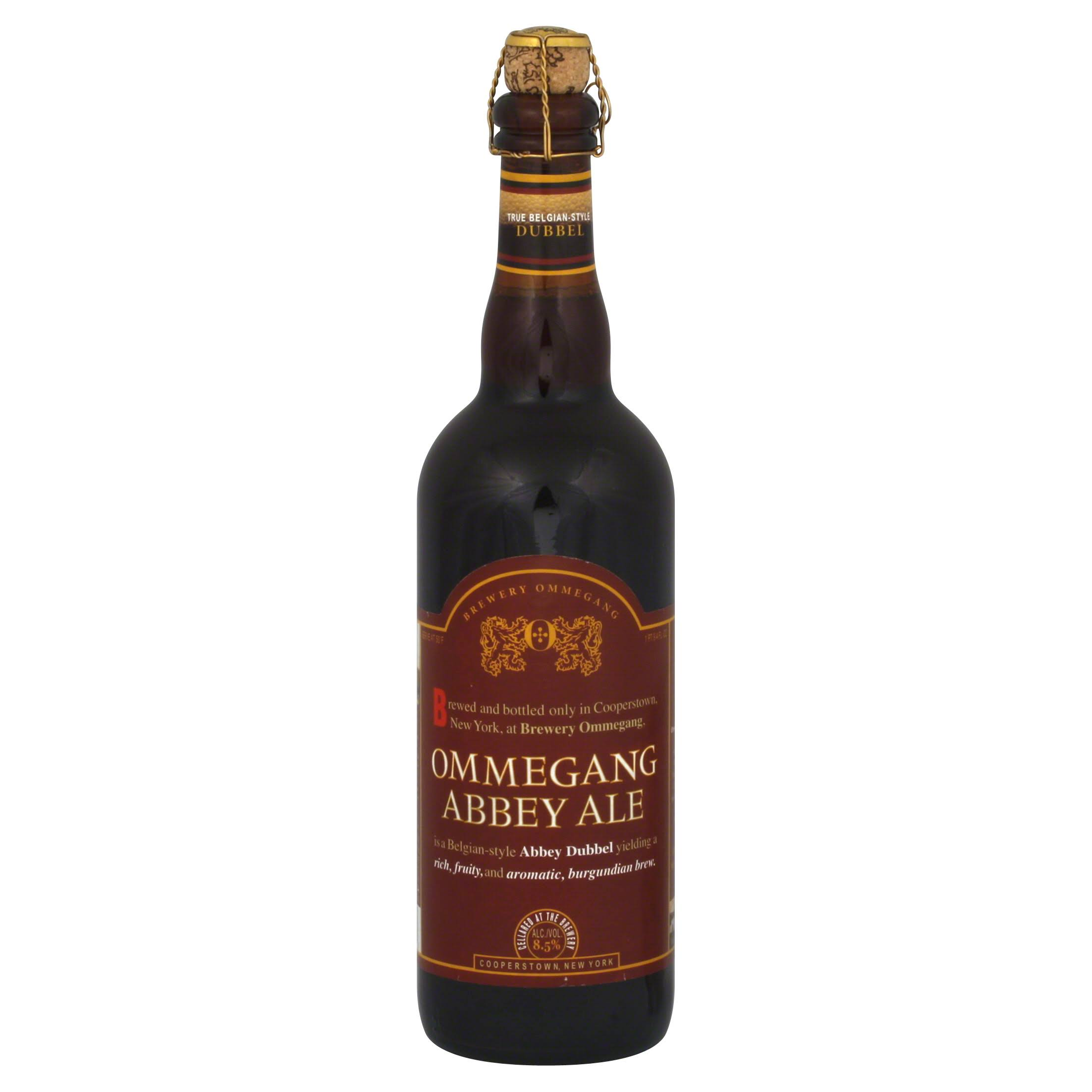 Brewery Ommegang Ale,Ommegang Abbey - 8.4 fl oz