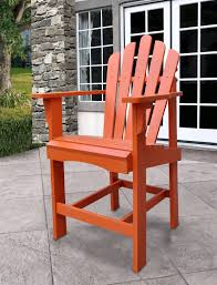 Westport Traditional Rust Cedarwood Outdoor Counter High ... Amazoncom Szpzc Wooden Bar Stool Home Chair Creative Navy Blue High Banner Party Decorations Birthday Decor Baby Boy Sign First 1st Cake Smash Table Lovely Rubbermaid Tables Your Apartment Concept 13 Best Chairs Of 2019 For Every Lifestyle Maverick Classy Wing In Offwhite Colour Chair Fabulous Counter 7 Small Spaces Reviews Ding Room Lovable Jenny Lind For Modern Simple Savon 65 Tosconova 2 Chintaly Imports Malibu Back Outdoor Sling Seat
