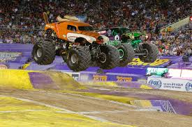 Monster Trucks Jam - Monster Jam Will Be In Charlotte This Weekend ... Monster Jam Is Coming Free Tickets Truck Shows Saratoga Speedway Photos Videos Drawings Art Gallery Beach Devastation Myrtle Lyon Female Drives Grave Digger Monster Truck At Golden 1 Show The I Loved My First Rally Motsports Event Schedule Gold1center Ppg Paints Arena