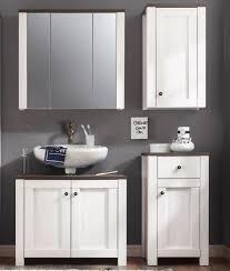 antwerpen badezimmer set 4 tlg komplettset badmöbel badezimmermöbel weiß günstig möbel küchen büromöbel kaufen froschkönig24
