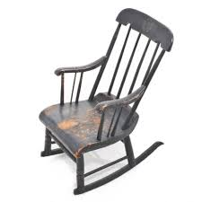 Antique Stenciled Painted Oak Wood Child's Rocker Rocking Chair | EBay Vintage Studio Made Rocking Chair For Sale At 1stdibs Wooden Upholstered Platform Rockers Antique Chairs 1900s All Modern Or Spring Rocking Chair Collectors Weekly Antiques Restoration 1878 Glider 10 Steps With Bentleys Fniture Of Closed Attic Midcentury Rattan For Sale Pamono Teetertot Wooden Toy Vintage Nursery Rocker Etsy Childs Spring Rocker Red Find Fniture From All Eras Arriving Daily At New Uses Rare The Oldest Ive Ever Seen Parker Knoll 1960s Design Market