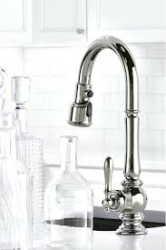 polished nickel kitchen faucet subscribed me