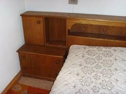 top rustikal massiv holz schlafzimmer nachtisch in bayern