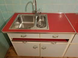 poggenpohl küche vintage 60er jahre 1960 rot grau