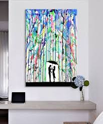 Decoration with Art and Craft Elegant Excellent Ideas Canvas Wall