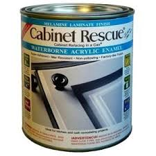 Insl X Cabinet Coat Home Depot by Cabinet Rescue 1 Qt Melamine Laminate Finish Paint Going To Add