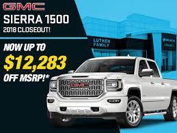 100 Fargo Truck Sales Luther Family Buick GMC In A Grand Forks Jamestown