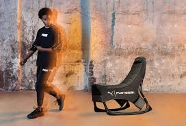 Puma Teams With Playseat To Get Gamers Rockin' Rocking Chair For Nturing And The Nursery Gary Weeks Coral Coast Norwood Inoutdoor Horizontal Slat Back Product Review Video Fort Lauderdale Airport Has Rocking Chairs To Sit Watch Young Man Sitting On Chair Using Laptop Stock Photo Tips Choosing A Glider Or Lumat Bago Chairs With Inlay Antesala Round Elderly In By Window Reading D2400_140 Art 115 Journals Sad Senior Woman Glasses Vintage Childs Sugar Barrel Album Imgur Gaia Serena Oat Amazoncom Stool Comfortable Cushion