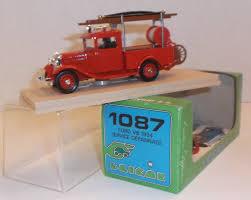 100 Service Trucks For Sale On Ebay ELIGOR 1934 D V8 Fire Truck DieCast Mint Boxed 143 EBay