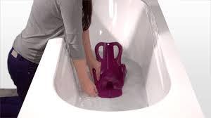 siège bébé bain transat de bain daphné