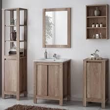 badezimmer möbel unterschrank country eiche nb mosina 56 b x h x t ca 40 x 85 x 35cm