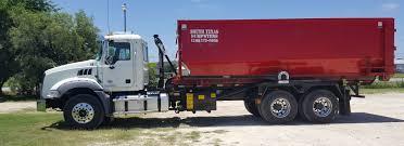 100 Roll Off Truck Rental Dumpster In San Antonio TX Container San Antonio