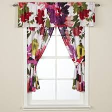 Bed Bath Beyond Valances by Enchanting Bathroom Window Curtains And Palm Tree Window Valances