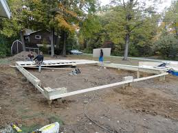 How To Pole Building Construction by Pole Barn Vs Foundation U0026 Framed Walls Which To Use The
