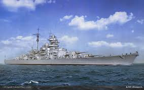 Johnny Horton Sink The Bismarck Year by 75 Years Ago Today The Battleship Bismark Was Scuttled Taking 2200