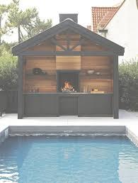 cuisine ete bois cuisine d été en bois maison moderne throughout cuisine ete bois