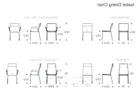 Standard Dining Table Width Large Image For Bench