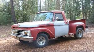 1964 Ford F100 For Sale Near Woodland Hills, California 91364 ... 1964 Ford F100 For Sale Near Cadillac Michigan 49601 Classics On 1994 F150 Truck Flatbed Pickup Truck Item G4727 Sold Sep Sale Classiccarscom Cc972750 Patina Slammed Not Bagged Hot Rod Rat Shop Pickup Cc593652 1963 Ford F250 Youtube A 1970 Awd Mustang Convertible Is The Latest Incredible Barn Custom Cab Like New Nicest One In North Carolina Cc1070463 84571 Mcg