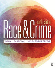 Race And Crime Edition 4