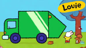 Garbage Truck Dustbin Lorry - Louie Draw Me Dustbin Lorry | Learn To ... Green Garbage Truck Youtube The Best Garbage Trucks Everyday Filmed3 Lego Garbage Truck 4432 Youtube Minecraft Vehicle Tutorial Monster Trucks For Children June 8 2016 Waste Industries Mini Management Condor Autoreach Mcneilus Trash Truck Videos L Bruder Mack Granite Unboxing And Worlds Sounding Looking Scania Solo Delivering Trash With Two Trucks 93 Gta V Online