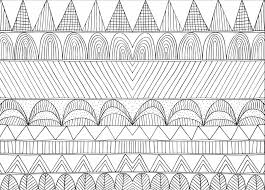 Free Colouring Pages Mindfulness Coloring Book Page A Day