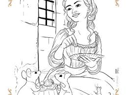 NEW Disney039s Cinderella Coloring Pages And Activity Sheets