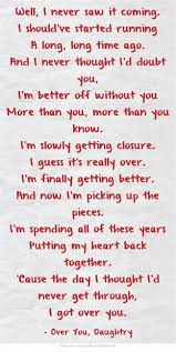 1843 Best Lyrics Images On Pinterest | Music Lyrics, Song Lyric ... Patrick Watson Adventures In Your Own Backyard Youtube 735 Best Lyrmusic Quotes Images On Pinterest Music Quotes Best 25 Oasis Lyrics Ideas Wonderwall Oasis Dustin Lynch Why We Call Each Other Lyrics Video Watsonadventures Your Own Backyard Clean Up By Elvis Presley And Chords Close To Paradise Tracklist Genius Country Musicim An Old Cowhandthe Sons Of The Pioneers Songs With Im Coming Home Five Little Men Kids Song Free Acvities Play For Keeps Classical