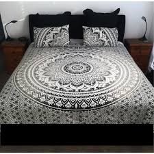 Buy line Decorative Ombre Mandala Duvet Cover Quilt Cover Queen