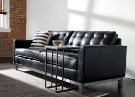 Ethan Allen Sofa Bed Mattress by Melrose Leather Sofa Sofas U0026 Loveseats Sitegenesis 101 1 2
