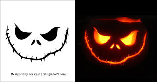 Minion Pumpkin Carving Designs by 10 Free Scary Halloween Pumpkin Carving Patterns Stencils