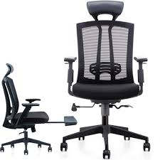 CUBOC High Back Mesh Executive Office Chair, Heavy Duty Ergonomic Reclining  Swivel Chair With Lumbar Back Support, Adjustable Footrest, Leather ... Desk Chair Asmongold Recall Alert Fall Hazard From Office Chairs Cool Office Max Chairs Recling Fniture Eaging Chair Amazing Officemax Workpro Decor Modern Design With L Shaped Tags Computer Real Leather Puter White Black Splendid Home Pink Support Their
