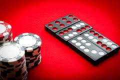 Casino Pai Gow Tiles stock image Image of closeup risk