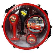 Cars Set Musical De 7 Instrumentos En 1 Disney Mcqueen Juguete Niño Lexibook K360DC