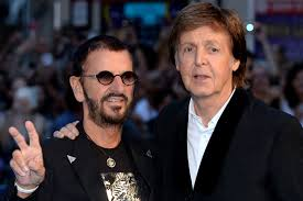 Mila Kunis Leaked Photos Bathtub by Paul Mccartney Ringo Starr Dine With Fellow Music Legends Page Six