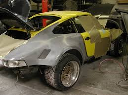 100 Ruf Project Porsche 911 RSR Project RUF Yellowbird To RSR In 2 Month My Build