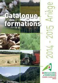 chambre d agriculture ariege calaméo catalogue des formations 2014 2015 chambre d agriculture