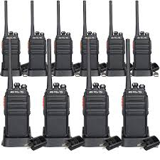 Amazoncom Retevis H777S Walkie Talkie FRS Radio Rechargeable