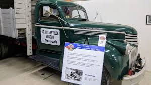 BC Vintage Truck Museum Chevrolet Advance Design Wikipedia 1945 1946 Trucks 112 Ton 4 X 1943 Military Chevy Truck Lalo0262 Flickr These 11 Classic Have Skyrocketed In Value Best 2019 Silverado Headlights Collections Types Of 1500 Wheels Gallery Moibibiki 1 Ram Pickup Truck S Jump On Gmc Sierra Lucky Collector Car Auctions Fire C8a Google Search Stylised Vehicles Indisputable Image Gallery Ideas 1948 For Sale At Www Coyoteclassics Com Sold Youtube 1941 1942 1944 And 36 Similar Items