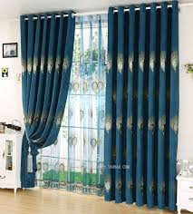 Country Curtains Marlton Nj Hours by Peacock Color Curtains U2013 Curtain Ideas Home Blog