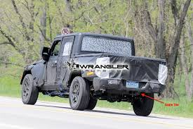 JT Wrangler Truck Testing On Public Roads, Shows Spare Tire Mount ... 2018 Jeep Wrangler News Specs Performance Release Date Scrambler Pickup Truck Jt Spy Pics And Videos Page 5 Someone Stop Me From Spending All My Money On The Worlds Most Popular Forum Says New Taking Name Quadratec Off Road Wheels Rims By Tuff Unwrapping The Ledge Gladiator 4door Coming In 2013 Jammock Or Hammock Dudeiwantthatcom Ursa Minor First Drive Trend Bandit Custom Project Dallas Shop Chevy Colorado Z71 Trail Boss Tackles Rockies As