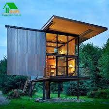 100 Luxury Container House Portable Easy Assembly Living Homes Wood Buy Prefabricated Eco Home VillaCheap Foldable