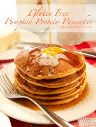 Pumpkin Pancakes W Bisquick by Janice Amee U0027s Gluten Free Pumpkin Protein Pancakes